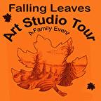 falling leaves art tour