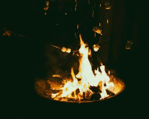Teen Campfire July 17 7-10 pm