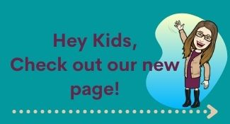 We have a new kids webpage!