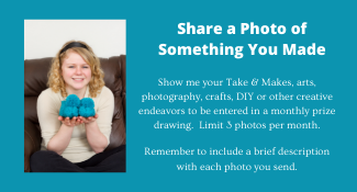 Have summer photos to share?  Send them to sbrown@augustalibrary.org